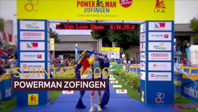 Duathlon: Powerman Zofingen 2020