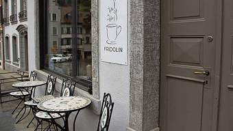 Für die Gäste steht die Tür zum «Fridolin» nicht mehr offen.
