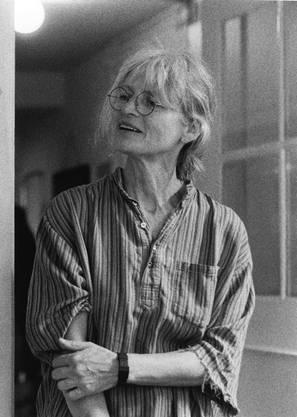 Sie schuf die Wichtelfrau Anna-Regula Hess (1942-2012)