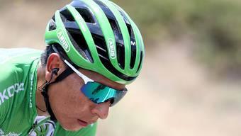Führt im Gesamtklassement der Vuelta: der Kolumbianer Nairo Quintana