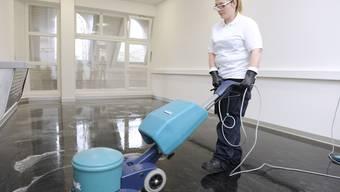 Das neue Ausbildungszentrum für Reinigungskräfte in Rickenbach