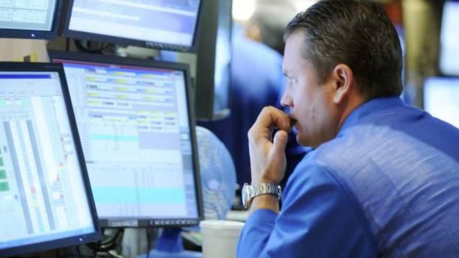 Käufe und Verkäufe von grossen Aktienpaketen werden erst nach Abschluss gemeldet: Geschäfte an Schattenbörsen. Foto: Keystone