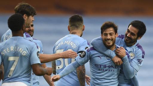 Manchester City zeigt vehemente Reaktion gegen Newcastle