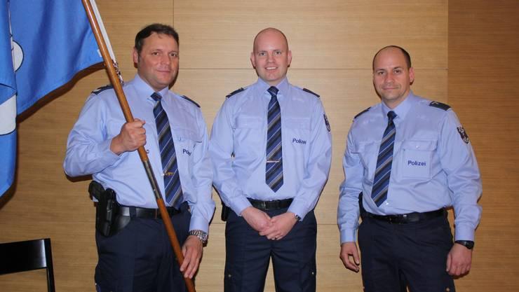 Polizeivereidigung in Dietikon