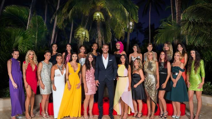 Diese 21 Frauen kämpfen um das Herz des neuen Bachelors.