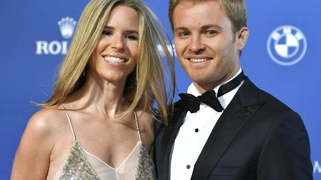 Vivian und Nico Rosberg sind zum zweiten Mal Eltern geworden