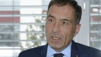 Rémy Wyssmann: «Die eigenständige Solothurn Steuerpolitik der letzten Jahrzehnte bestand darin, den Leuten möglichst viel Geld aus der Tasche zu ziehen.» (Archivbild)