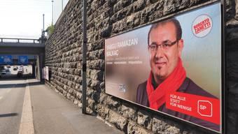 Plakate im Kanton Solothurn