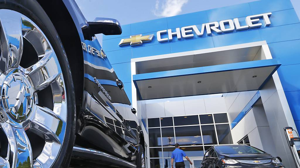 US-Autoriese GM will Produktion in fünf Werken wieder aufnehmen