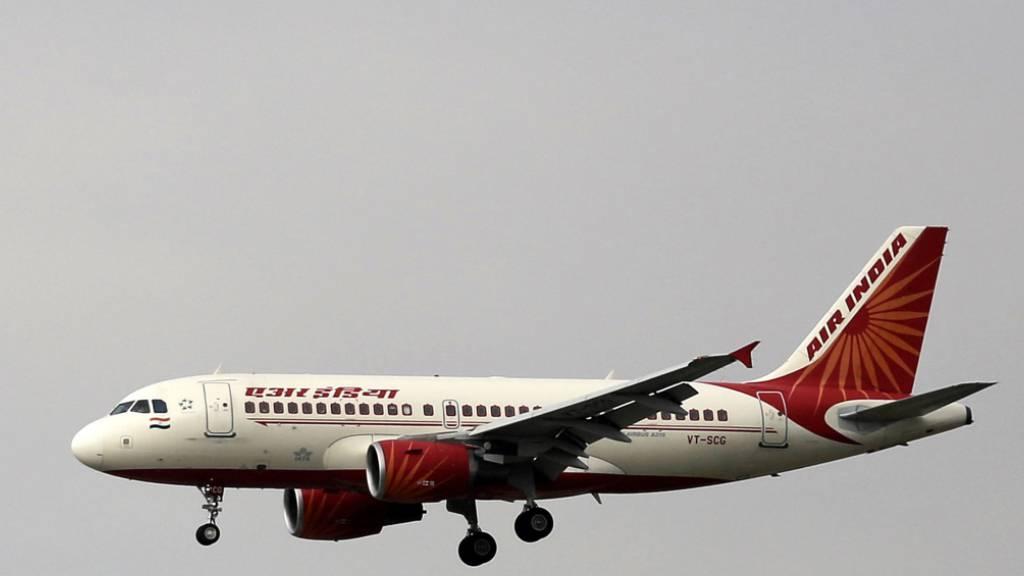 Indien will staatliche Fluggesellschaft verkaufen