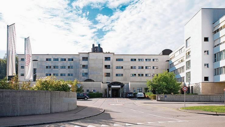 Wie in allen Aargauer Akutspitälern gilt auch im Gesundheitszentrum Fricktal ein Besuchsverbot.