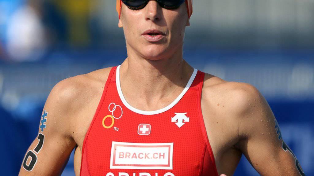 Nicola Spirig ist optimistisch für Rio