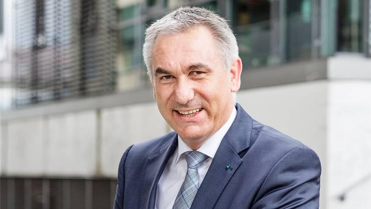 Regierungsrat Alex Hürzeler wird in Unterkulm seine Erwartungen an die Bezirksschulstandorte erläutern. sar