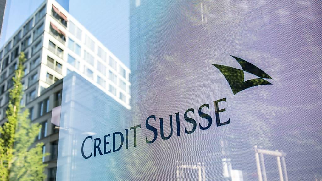 Hauptsächlich aufgrund eines Sondereffekts hat die Credit Suisse im dritten Quartal weniger verdient als vor einem Jahr. (Archivbild)