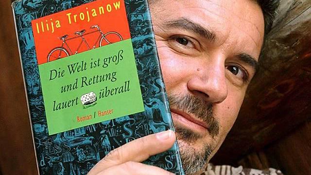 Schriftsteller Ilija Trojanow (Archiv)