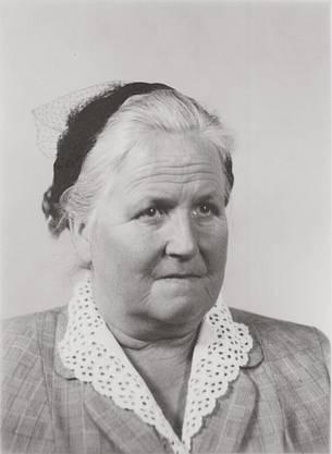 Clara Gerber-Graf