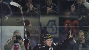 War bei Fribourgs 5:2-Sieg gegen die Kloten Flyers auffälligster Akteur: Martin Réway