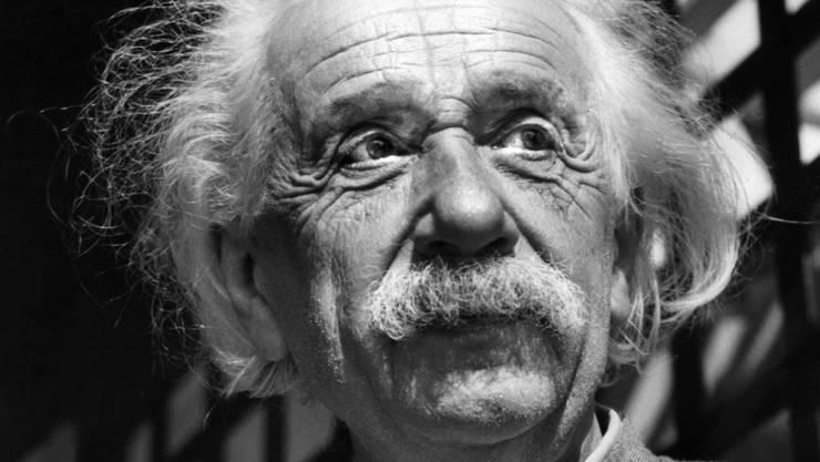 Albert Einstein war am Ende seines Lebens ein einsamer Mensch.