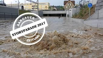 Storyparade 2017: Unwetter im Aargau (8.7.2017)