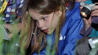 Bei der nächtlichen Froschexkursion zeigte sich: Naturschutz fasziniert Kinder und Jugendliche. SAS