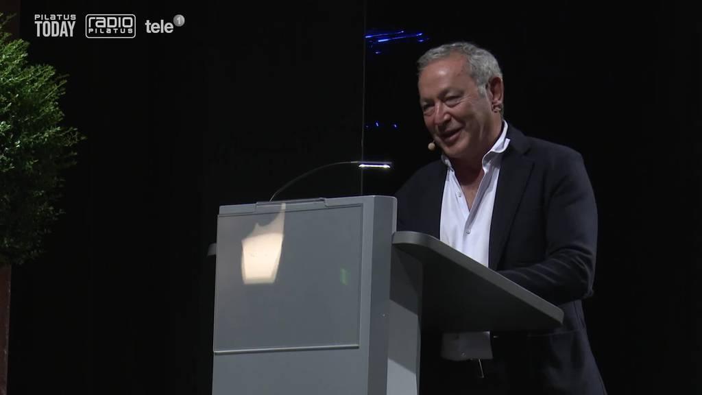 Samih Sawiris für Verdienste für den Kanton Uri ausgezeichnet
