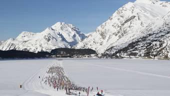 Engadin Skimarathon 2015