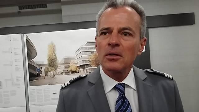 Interview mit Daniel Blumer, Kommandant der Stadtpolizei Zürich