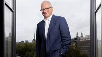 NZZ-Präsident Etienne Jornod hat keinen Plan B für sein Unternehmen: «Wir müssen und wir werden mit unserer Strategie Erfolg haben.»