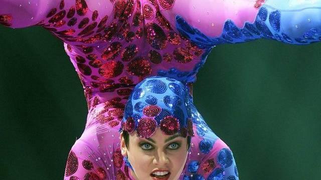 Nina Burri kommt nächsstes Jahr unter die Haube (Archiv)