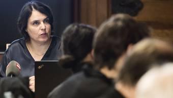 Regierungspräsidentin Elisabeth Ackermann präsentierte am Mittwoch die neue Museumsstrategie.