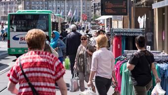In der Greifengasse zeigt sich Basels Multikulturalität – um die Toleranz steht es aber nicht immer gut.