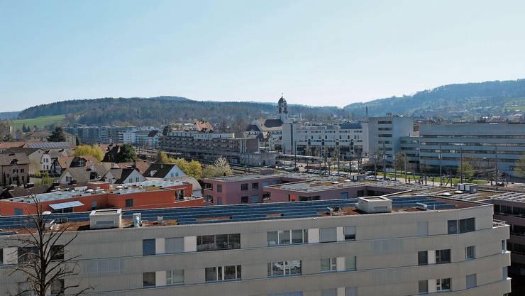 Dietikon will zu einer intelligenten Stadt werden. (Archivbild)