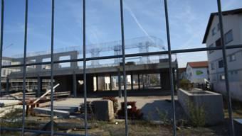 Seit rund fünf Jahren herrscht auf der Baustelle an der Zürcherstrasse 137 Stillstand. Der Stadt sind nach wie vor die Hände gebunden.
