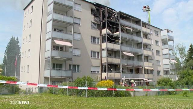 Brand in Bülacher Alterszentrum