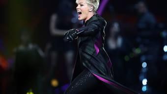 Die US-Sängerin Pink soll bald einen Hollywood-Stern bekommen. (Archivbild)