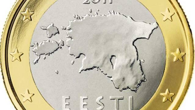 Estland hat den Euro als Währung eingeführt.