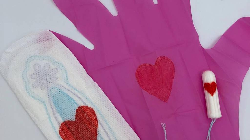 Nach Shitstorm: Menstruationshandschuhe werden vom Markt genommen