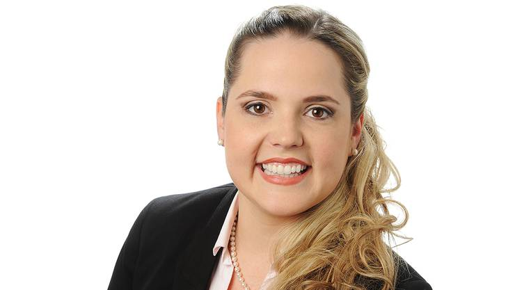 Martina Bircher, Leiterin Arbeitsgruppe Asyl von zofingenregio