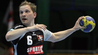 Tobias Baumgartner siebenfacher Torschütze für den BSV Muri Bern.
