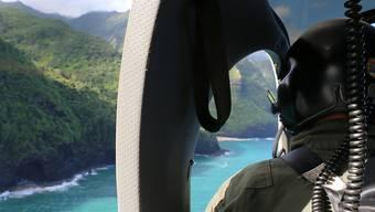 Helikopterabsturz auf Hawaii
