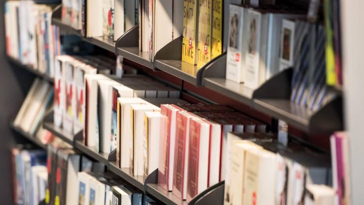 Orell Füssli eröffnete einen Pop-up Buchladen.