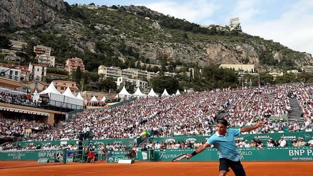 Roger Federer trifft bei seiner diesjährigen Sand-Premiere auf den Italiener Andrea Seppi