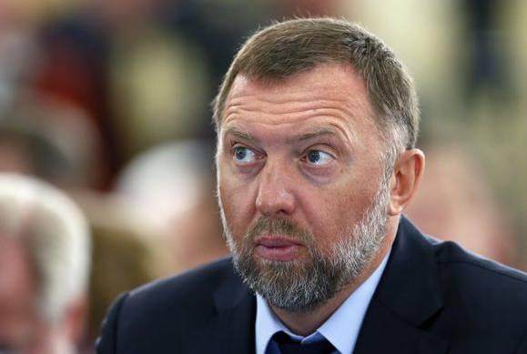 Milliardär und Putin-Kumpel: Oleg Deripaska.