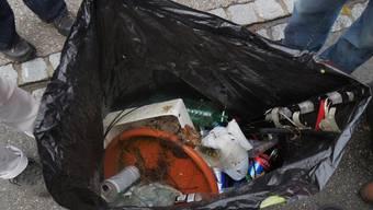 Clean up Day 13.09.14 (Symbolbild)