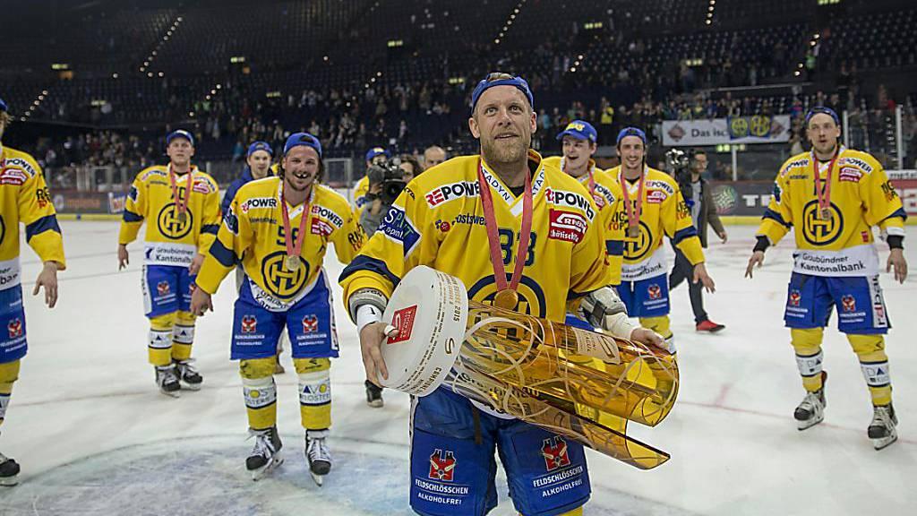 Arno Del Curto verabschiedet sich mit sechs Titeln