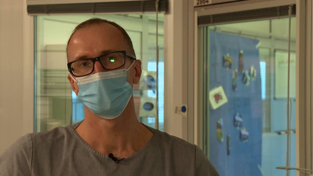 Spital Interlaken: «Ich weiss nicht, wie lange wir noch durchhalten können.»