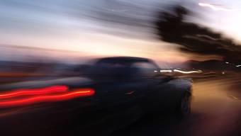 uf dem Gemeindegebiet von Eiken wurde die Schweizerin mit einer Geschwindigkeit von 214 km/h geblitzt. (Symbolbild)