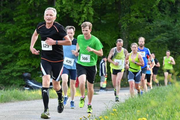Tüfelsschlucht-Berglauf 2018