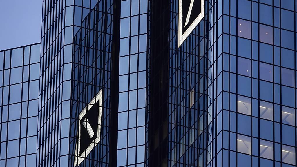 Die Deutsche Bank hat einem millionenschweren Vergleich mit den USA zugestimmt. (Archivbild)