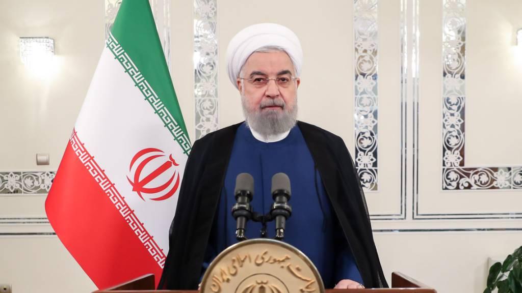 Iran verkündet Ende des UN-Waffenembargos – USA warnen